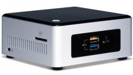 Intel BOXNUC5PPYH, Intel Pentium N3700 1.60GHz (Barebone)