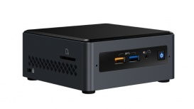 Intel NUC Kit NUC7CJYH, Intel Celeron J4005 2GHz (Barebone)