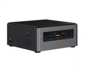Intel NUC Kit NUC7I3BNH, Intel Core i3-7100U 2.40GHz (Barebone)
