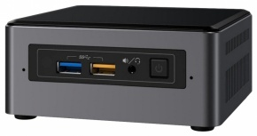 Intel NUC Kit NUC7I5BNH, Intel Core i5-7260U 2.20GHz (Barebone)