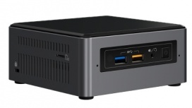 Intel NUC Kit NUC7I7BNH, Intel Core i7-7567U 3.50GHz (Barebone)