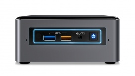 Mini PC Intel NUC NUC7i7BNHXG, Intel Core i7-7567U 3.50GHz, 8GB, 32GB Optane, 2TB, Windows 10 Home 64-bit