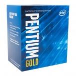 Procesador Intel Pentium Gold G5500, S-1151, 3.80GHz, Dual-Core, 4MB SmartCache (8va. Generación Coffee Lake) ― Compatible solo con tarjetas madre serie 300