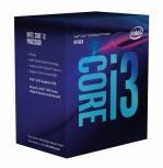 Procesador Intel Core i3-8300, S-1151, 3.70GHz, Quad-Core, 8MB SmartCache (8va. Generación Coffee Lake) ― Compatible solo con tarjetas madre serie 300