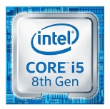 Procesador Intel Core i5-8400, S-1151, 2.80GHz, Six-Core, 9MB Smart Cache (8va. Generación Coffee Lake) ― Compatible solo con tarjetas madre serie 300