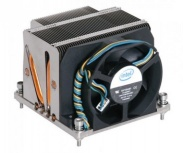 Disipador Térmico CPU Intel BXSTS200C, Pasivo/Activo, Negro/Gris