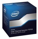 Disipador CPU Intel BXTS15A, 94mm, 1000 - 3850RPM, Negro
