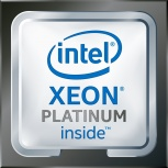 Procesador Intel Xeon Platinum 8180, S-3647, 2.50GHz, 28-Core, 38.5MB L3 Caché, OEM
