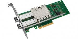 Intel Tarjeta de Red E10G42BFSRBLK de 2 Puertos, 10000 Mbit/s, PCI Express