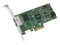 Intel Tarjeta de Red I350-T2V2 de 2 Puertos, 1000 Mbit/s, PCI Express