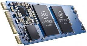 Intel Optane Memory, 32GB, PCI Express 3.0, M.2, para 7ma. Generación (Kaby Lake)