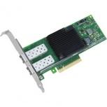 Intel Tarjeta de Red EX710DA2G1P5 de 2 Puertos, 40000 Mbit/s, PCI Express