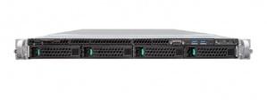 Servidor Intel R1304WTTGSR, Intel Xeon E5-2600, máx. 1.5TB DDR4, 2.5