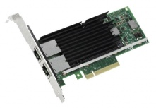 Intel Tarjeta de Red X540-T2, Alámbrico, 2x RJ-45, 10.000 Mbit/s, PCI Express