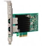 Intel Tarjeta de Red X550T2 de 2 Puertos, 10000 Mbit/s, PCI Express
