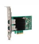 Intel Tarjeta de Red X550-T2 de 2 Puertos, PCI Express