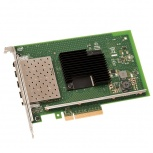 Intel Tarjeta de Red X710DA4FHBLK de de 4 Puertos, 1000 Mbit/s, PCI Express