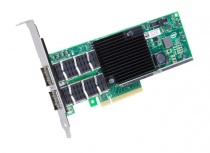Intel Tarjeta de Red XL710-QDA2 de 2 Puertos QSFP+, 40.000 Mbit/s,  PCI Express