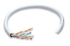 Intellinet Bobina de Cable CAT5e, 305 Metros, Sólido, Blanco