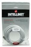 Intellinet Cable Patch Cat6 UTP RJ-45 Macho - RJ-45 Macho, 1 Metro, Blanco