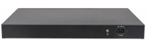 Switch Intellinet Gigabit Ethernet 560559, 24 Puertos 10/100/1000Mbps, 52 Gbit/s, 16.000 Entradas - Gestionado