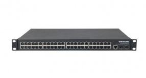 Switch Intellinet Gigabit Ethernet 561112, 48 Puertos 10/100/1000Mbps, 136 Gbit/s, 6.4000 Entradas - Gestionado