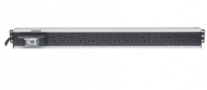 Intellinet PDU para Rack, 125V, 15A, 12 Contactos