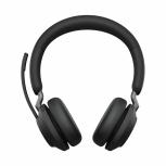 Jabra Auriculares Evolve2 65 MS Stereo, Inalámbrico, Bluetooth, USB A, Negro