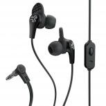 JLab Audio Audífonos Intrauriculares con Micrófono JBuds Pro Signature, Alámbrico, 3.5mm, Negro