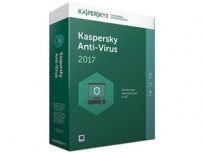 Kaspersky Anti-Virus 2017, 10 Usuarios, 1 Año, Windows