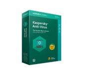 Kaspersky Lab Anti-Virus, 1 Usuario, 3 Años, Windows/Mac OS ― Producto Digital Descargable