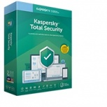 Kaspersky Lab Total Security 2019, 1 Usuario, 1 Año, Widnows/Mac/Android ― Producto Digital Descargable