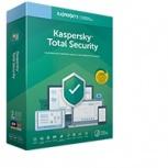 Kaspersky Lab Total Security 2019, 1 Usuario, 3 Años ― Producto Digital Descargable