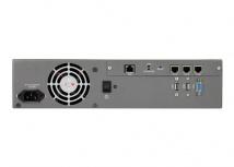 Khomp Gateway UMG SERVER 104, 30 Líneas, 3x RJ-45, 2x USB 2.0, Gris/Blanco