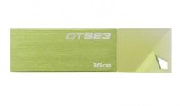 Memoria USB Kingston DataTraveler SE3, 16GB, USB 2.0, Verde