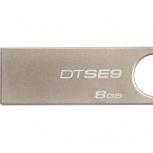 Memoria USB Kingston DataTraveler SE9, 8GB, USB 2.0, Beige