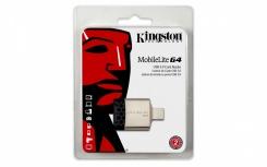 Kingston Lector de Memoria MobileLite G4, USB 3.0