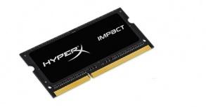 Memoria RAM HyperX Impact DDR3L, 2133MHz, 8GB, Non-ECC, CL11, SO-DIMM