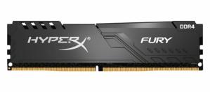 Memoria RAM Kingston HyperX FURY Black DDR4, 3200MHz, 16GB, Non-ECC, CL16, XMP