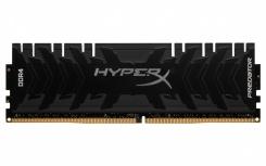 Memoria RAM HyperX Predator DDR4, 3600MHz, 64GB (4 x 16GB), Non-ECC, CL17, XMP