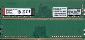 Memoria RAM Kingston DDR4, 2400 MHz, 8GB, ECC, CL17