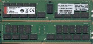 Memoria RAM Kingston Server Premier DDR4, 2400MHz, 32GB, ECC, CL17
