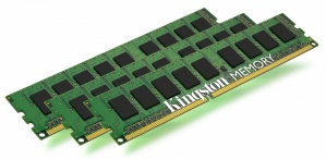 Memoria RAM Kingston DDR3, 1333MHz, 8GB, CL9, ECC Registered, para HP
