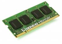 Memoria RAM Kingston DDR3, 1333MHz, 2GB, CL9, Non-ECC, SO-DIMM, Single Rank x16, 1.35v