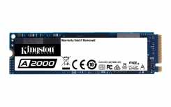 SSD Kingston A2000 NVMe, 1TB, PCI Express 3.0, M2