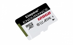 Memoria Flash Kingston High Endurance, 128GB MicroSD Clase 10
