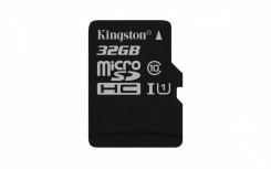 Memoria Flash Kingston Canvas Select, 32GB MicroSDHC UHS-I Class 1