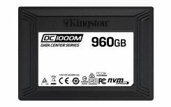 SSD Kingston DC1000MN VME , 960GB, PCI Express 3.0, U.2
