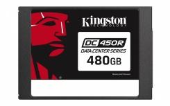 SSD Kingston DC450R NAND 3D TLC, 480GB, SATA III, 2.5'', 7mm