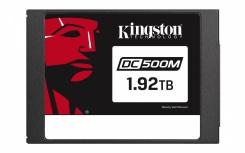 SSD para Servidor Kingston DC500M, 1.92TB, SATA III, 2.5